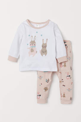 H&M Cotton pyjamas