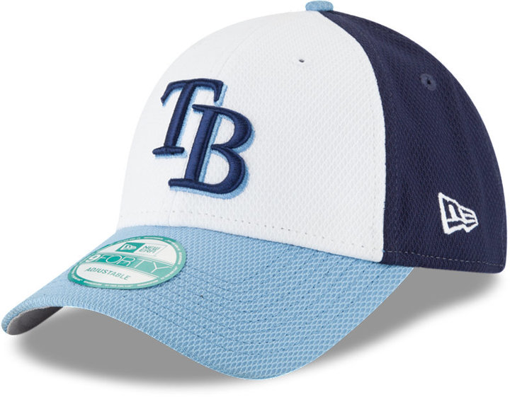 New Era Tampa Bay Rays Perforated Block 9FORTY Cap