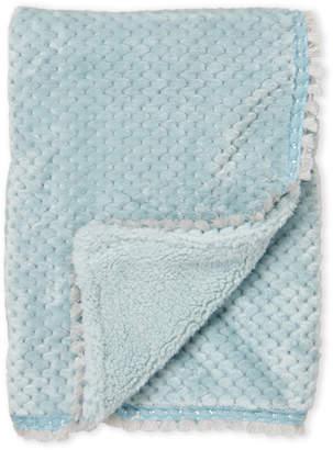 Baby Essentials Chick Pea (Newborn/Infants) Tassel Trim Plush Blanket