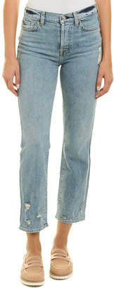 7 For All Mankind Seven 7 Edie Mld2 High-Rise Straight Crop