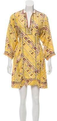 Isabel Marant 2016 Silk Dress