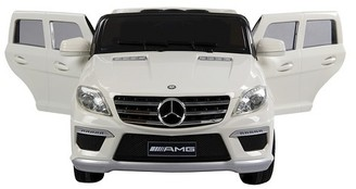 DS Mercedes-Benz ML63 Ride On $399.99 thestylecure.com
