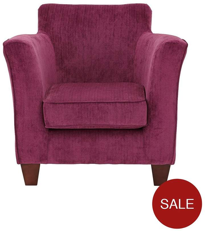 Nancy Fabric Accent Chair