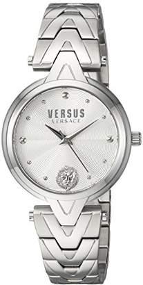 Versus By Versace Women's 'V Bracelet' Quartz Stainless Steel Casual Watch