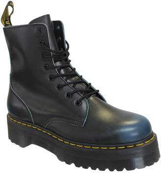 Dr. Martens Womens Jadon 8-Eylet Leather Boots 7 US