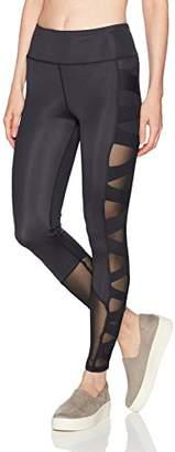 Sam Edelman Active Women's Criss Cross Mesh Legging