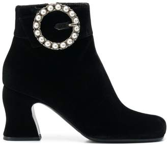 McQ Kitty boots