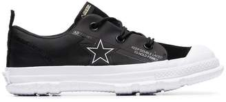 Converse black One Star MC18 sneakers