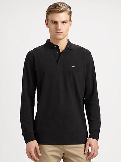 Façonnable F. Pique Polo Shirt