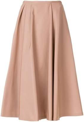Rochas midi circle skirt