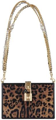 Dolce & Gabbana Leopard Print Mini Bag
