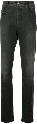 Class Roberto Cavalli slim faded jeans