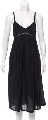 Ulla Johnson Sleeveless Midi Dress