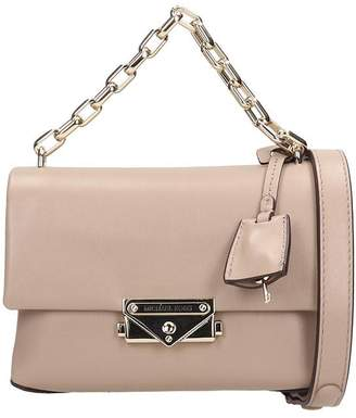Michael Kors Taupe Leather Xs Bag