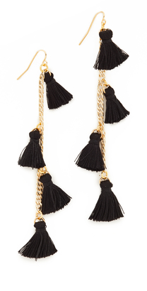 Vanessa Mooney The Dynasty Earrings $45 thestylecure.com