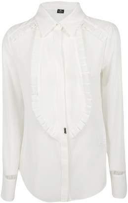 Elisabetta Franchi Celyn B. Ascot Detail Shirt