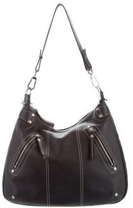 Longchamp Leather Satchel