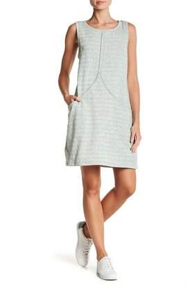 Max Studio Sleeveless Athleisure Dress