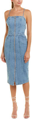 The Jetset Diaries Stevie Overall Dress