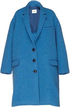 Etoile Isabel Marant Gimi Wool-Blend Coat