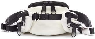 Alexander Wang Alexanderwang 'Tourist' micro side pocket leather bum bag