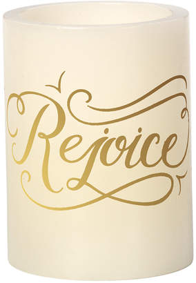 Precious Moments Rejoice Flameless Candle