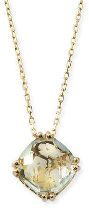 Suzanne Kalan KALAN by 14k Green Amethyst Pendant Necklace