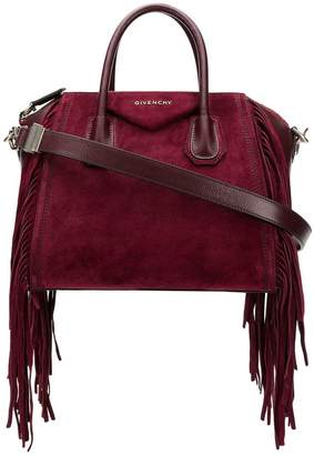 Givenchy fringed Antonigona tote bag