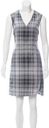 Viktor & Rolf Plaid Sheath Dress w/ Tags