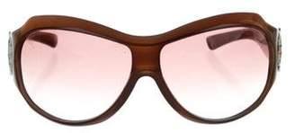 Gucci Gradient Horsebit Sunglasses