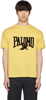 Palomo Spain Yellow Bird Logo T-Shirt