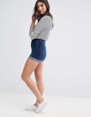 French Connection Mallory Denim Shorts