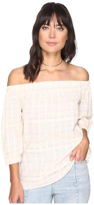 Bishop + Young Karlee Off the Shoulder Top Women's Clothing