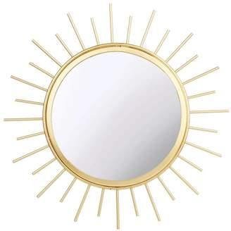 Sunbeam Posh Totty Designs Interiors Gold Mirror