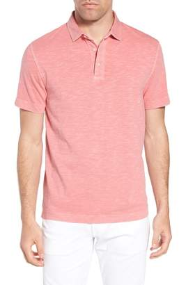 French Connection Slubbed Polo