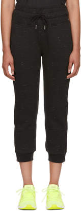 adidas by Stella McCartney Black ESS Sweatpants