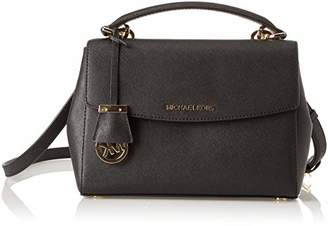 Michael Kors Women's, Ava Small Satchel Top-handle Bag,24x18x10 cm (B x H x T)