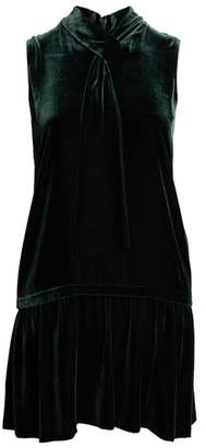 Lafayette 148 New York Abbie Velvet Dress