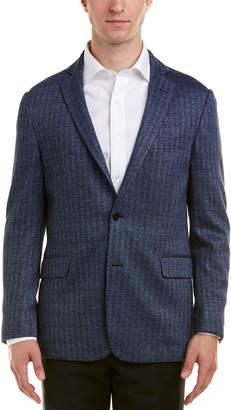 Brooks Brothers Regent Fit Linen-Blend Suit Jacket