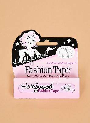 Hollywood Fashion Tape New Women's 36 Strip