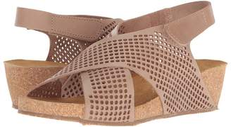 Eric Michael August Wedge Sandal Women's Shoes