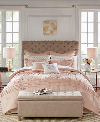 Madison Home USA Essentials Louisa King 16-Pc. Complete Bedding Set Bedding