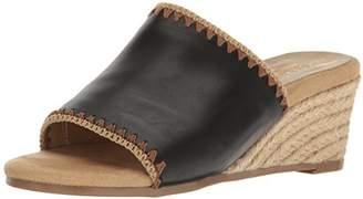 Aerosoles Women's Lifespan Wedge Slide Sandal