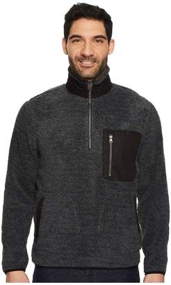 Woolrich Glacier View Fleece 1/2 Zip Men's Sweater