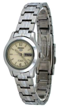 Seiko Women's SYMD97 Stainless Steel Analog with Dial Watch