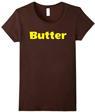 Butter Shoes Halloween Costume T-Shirts - Bread and