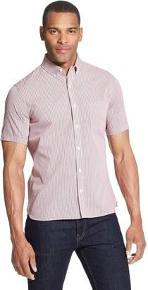 Van Heusen Big & Tall Never Tuck Slim-Fit Button-Down Shirt