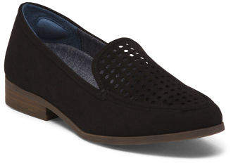 Perforated Comfort Loafers
