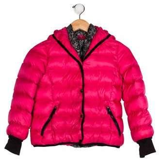 ADD Girls' Puffer Jacket
