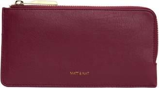 Matt & Nat SEVA Wallet - Garnet